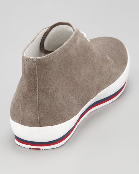 Suede Chukka Boot