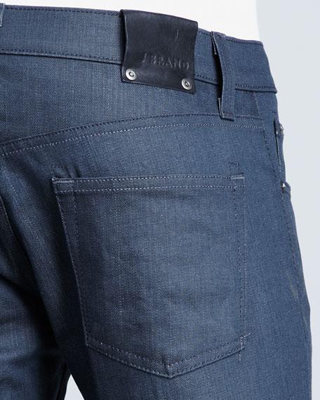Kane Raw Silver Jeans