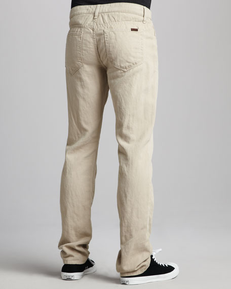 Faded Lightweight Pants