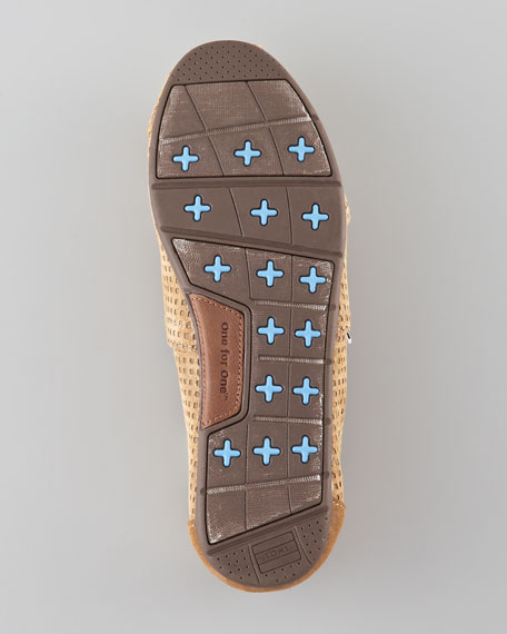 Anderson Suede Slip-On