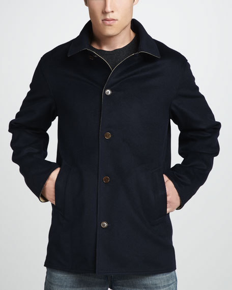 Matthew Reversible Coat