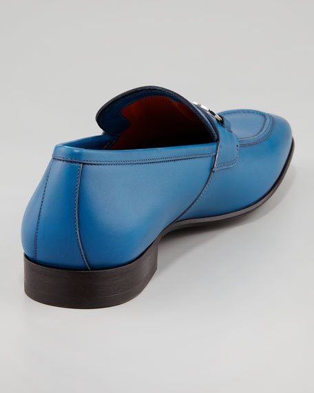 Tribute Bit Loafer, Blue