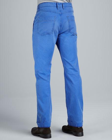 Yates Classic Jeans, Blue