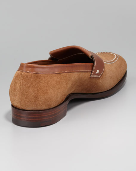 Houghton Suede Loafer