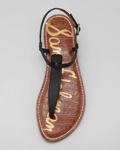 4e91dface Sam Edelman Gigi Leather Thong Sandal