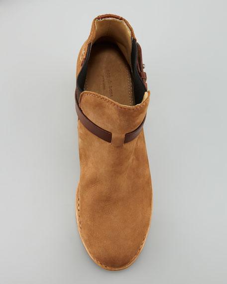 Durham Chelsea Boot, Camel