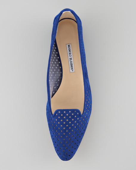 Sharifac Perforated Loafer