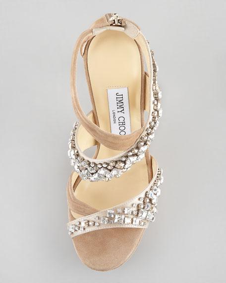 Kaelby Platform Sandal