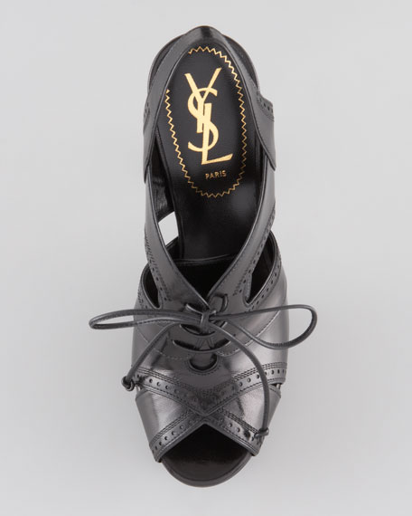 Tribute Lace-Up Sandal