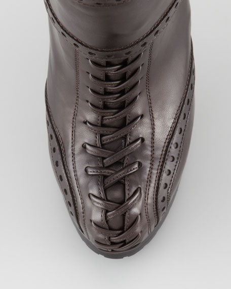 Tribtoo Lace-Up Boot