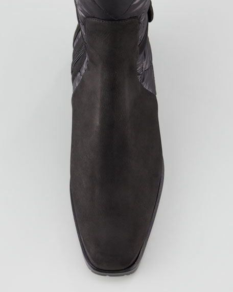Morrow Quilted Boot