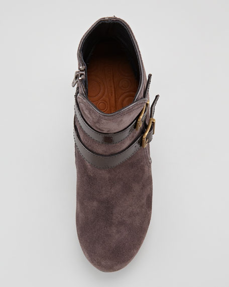 Rusmi Suede Ankle Boot