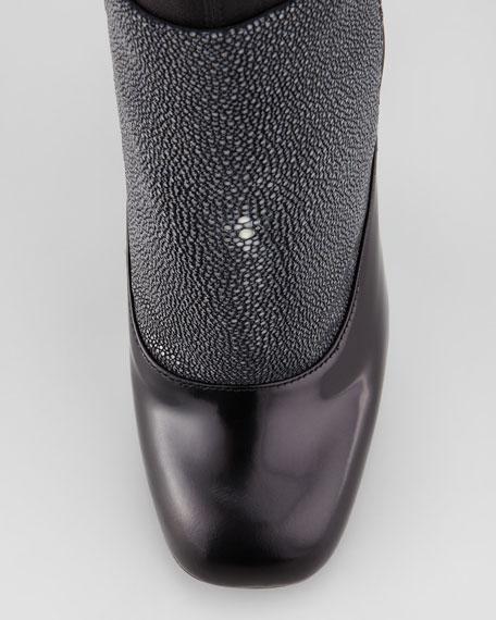 Victorian Sock Bootie