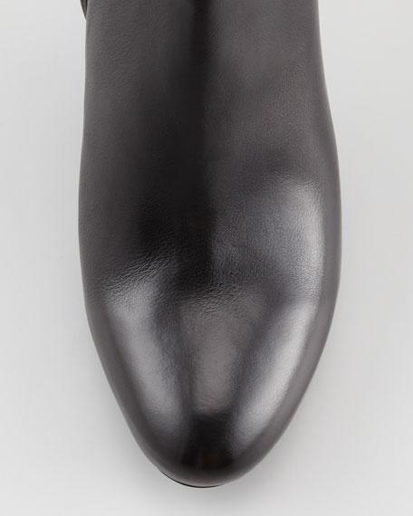 Titus Ankle Bootie, Black