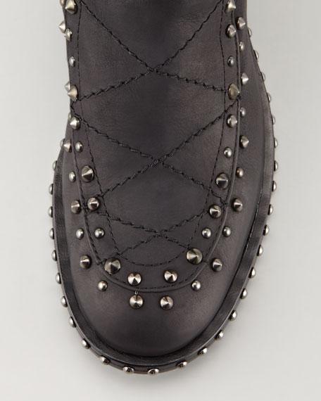 Baltazar Stud Buckle Boot
