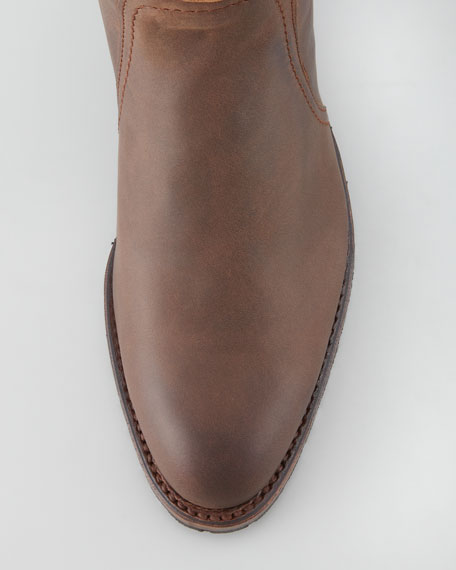 Dorado Lug-Sole Boot, Brown