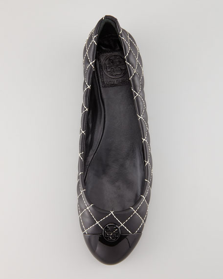 Kaitlin Quilted Ballet Flat