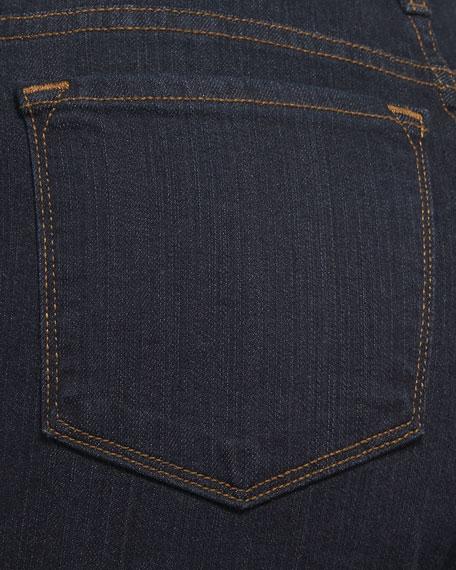 Petite Bootcut Jeans, Blue