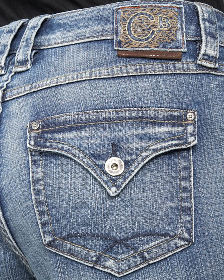 Jagger Cropped Jeans