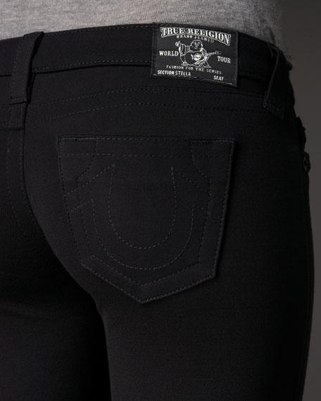 Stella Stretch Ponte Skinny Pants