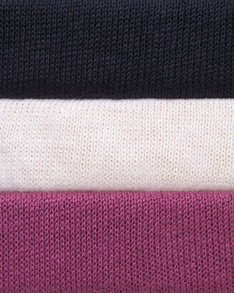Three-Quarter-Sleeve Cardigan