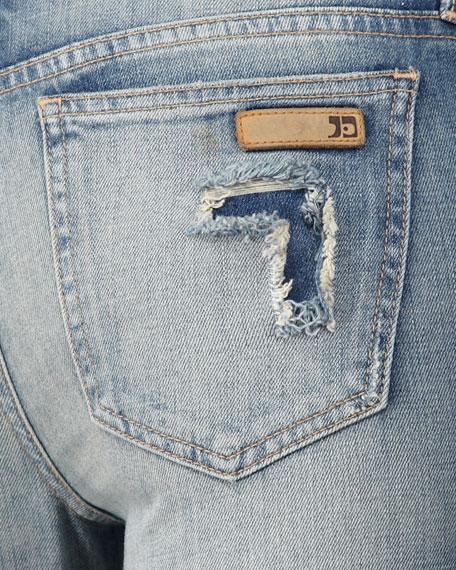 Visionaire Bridgette Boot-Cut Jeans