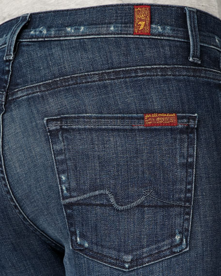 High-Waist Boot-Cut Gosling Jeans
