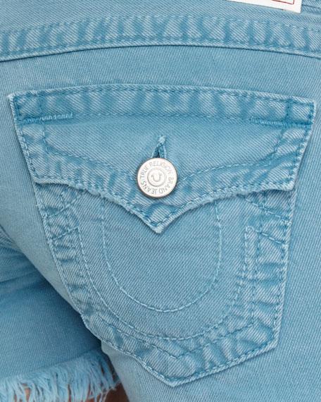 Kiera Oasis Overdye Shorts