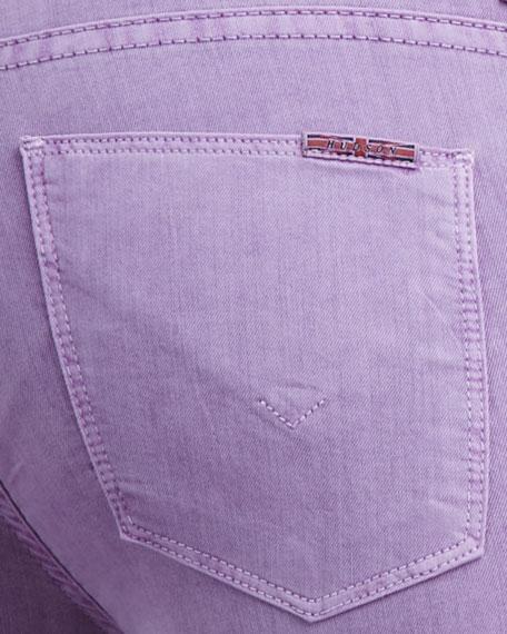 Nico Lavender Super Skinny Jeans