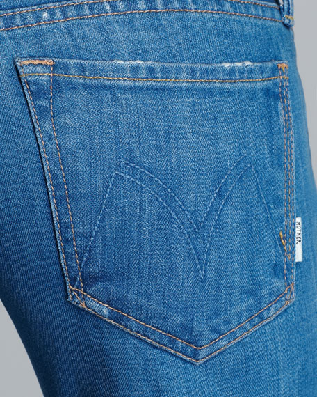 The Wilder Of Water & Dragon Trouser Jeans