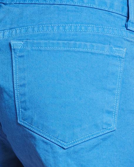 Cutoff Shorts, Bluebonnet