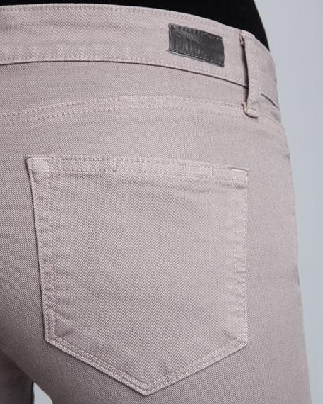 Skyline Teak Ankle-Peg Jeans