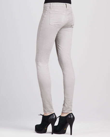 811 Dove Luxe Twill Pants