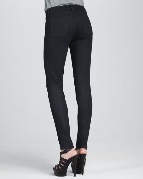 8177 Clean Story Navy Cool Skinny Jeans
