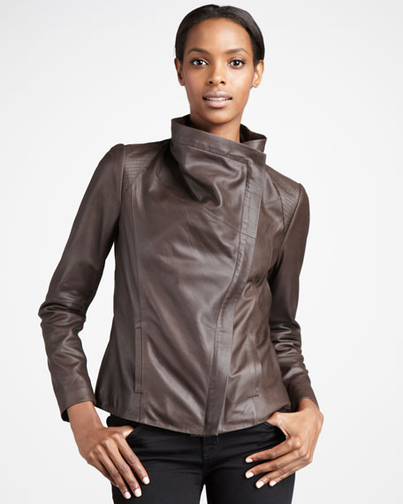 Naplan Leather Jacket