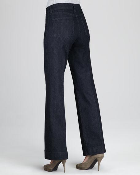 Greta Wide-Leg Trousers, Women's