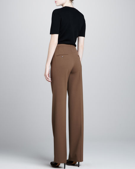 Samantha Straight-Leg Pants