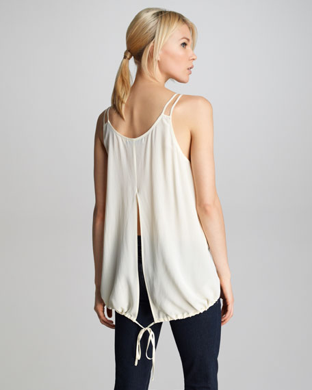 Tigerlilly Silk Tank