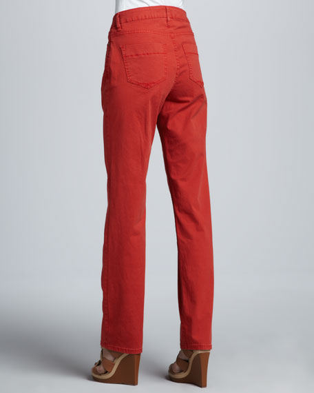 Madison Island Twill Pants