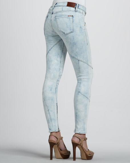 Aalto Seamed Potassium-Wash Jeans