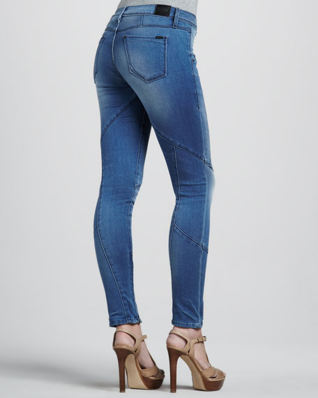 Eero Seamed Over & Out Faded Jeans