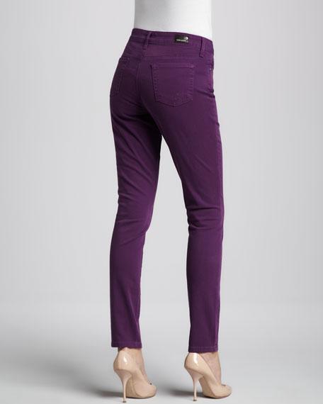 Cool Tone High-Rise Skinny Jeans