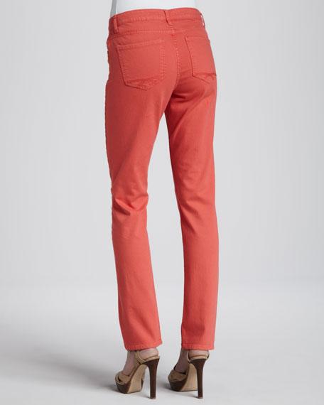 San Fran Sophia Skinny Slub Pants