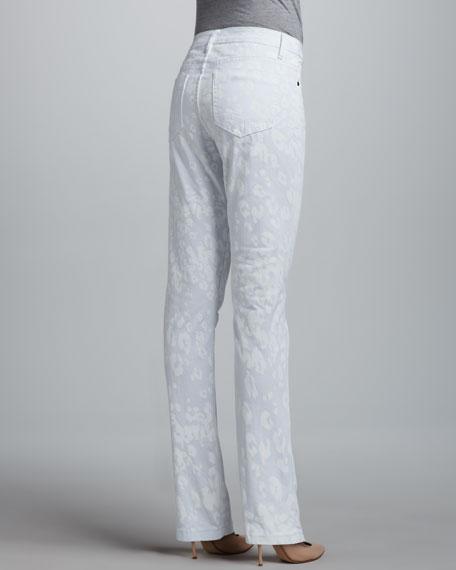 Snow Leopard Isabel Skinny Jeans