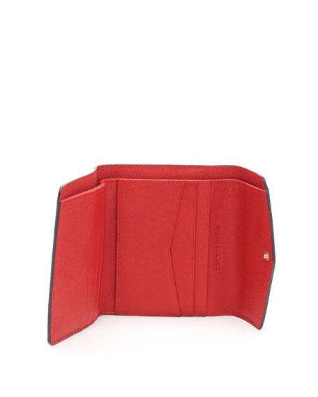 Medium Logo Carryall, Brown/Red