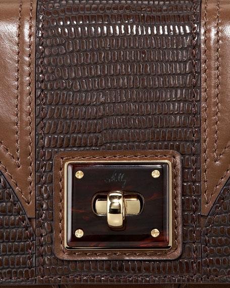 Gabriella Embossed Bag