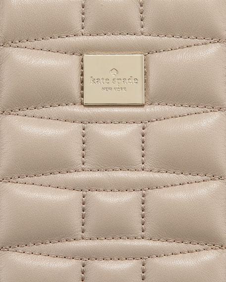 signature spade madelyn shield bag