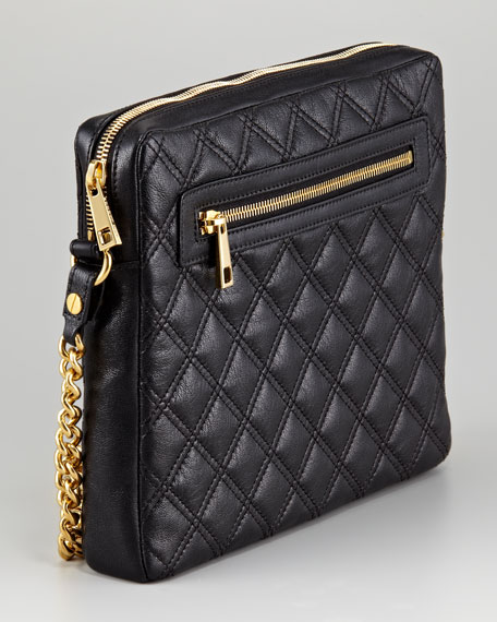 Quilted Lambskin iPad Case