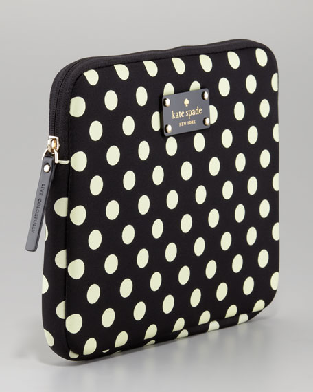 la pavillion iPad sleeve