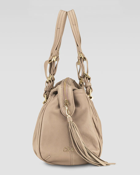 Amalfi Zip Satchel Bag